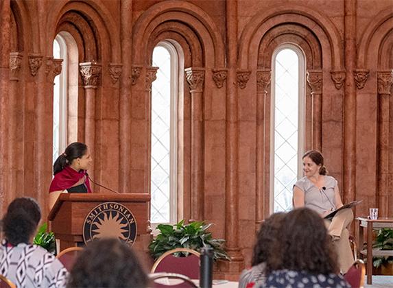 Ms. Katrina Lashley Introduces Special Guests Thumbnail